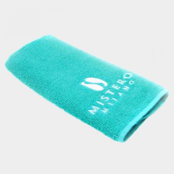 Mistero Milano Handtuch - Turquoise